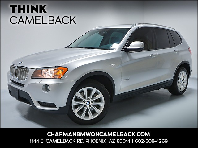 2014 BMW X3 xDrive28i 26826 miles 6023852286 Chapman Value Center in Phoenix specializing in l