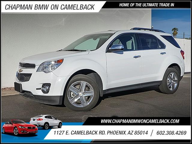 2015 Chevrolet Equinox LTZ 47103 miles 6023852286 Chapman Value Center in Phoenix specializi