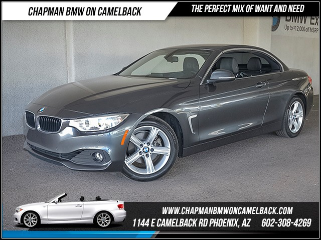 2015 BMW 4-Series 428i 30168 miles Technology Package Driver Assistance Package Cold Weather Pa