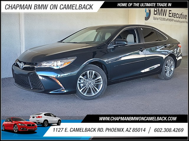 2017 Toyota Camry SE 3904 miles 6023852286 Chapman Value Center in Phoen
