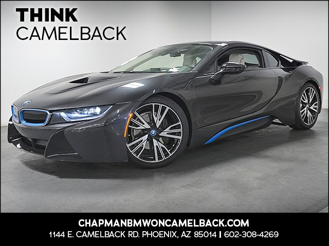 2015 BMW i8 10970 miles 1144 E Camelback Rd 6023852286 Chapman BMW on Camelback is the Countr