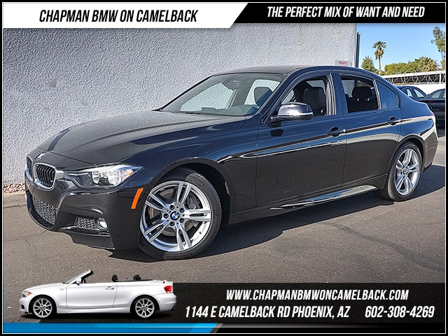 2016 BMW 3-Series Sdn 328i 14395 miles Wireless data link Bluetooth Phone hands free Driver ass