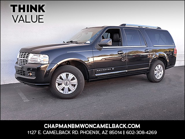 2014 Lincoln Navigator L 28293 miles 6023852286 Chapman Value Center in Phoenix specializing