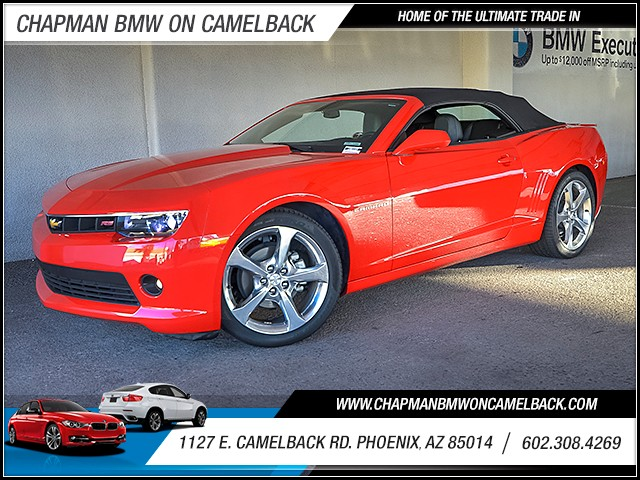 2015 Chevrolet Camaro LT 27336 miles 6023852286 Chapman Value Center in Phoenix specializing