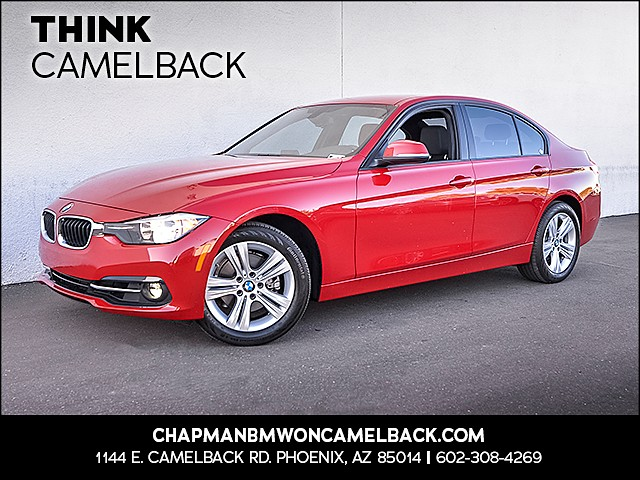 2016 BMW 3-Series Sdn 328i 13686 miles 1144 E Camelback Rd 6023852286 GRAND OPENING SALE at t