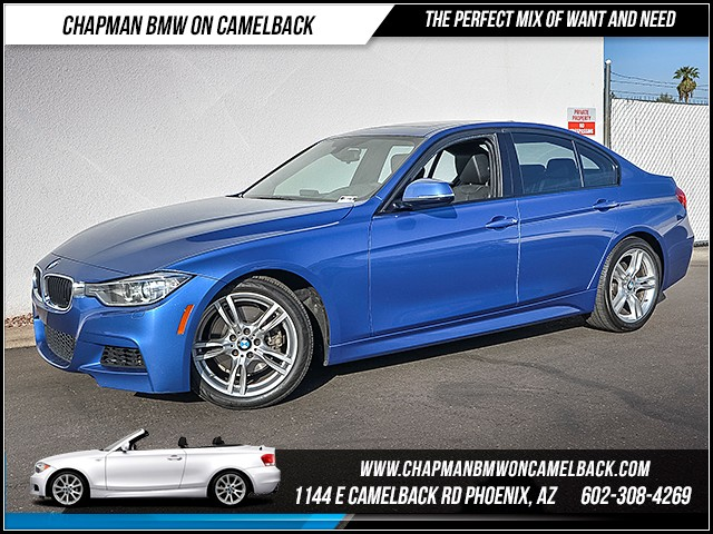 2013 BMW 3-Series Sdn 328i 74246 miles M Sport Package Premium Package Technology Package Ligh