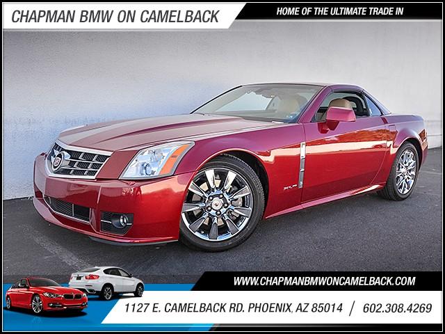 2009 Cadillac XLR Platinum 35695 miles 6023852286 Chapman Value Center in Phoenix specializi