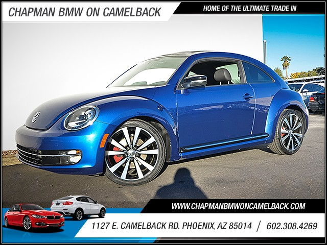 2013 Volkswagen Beetle Turbo PZEV 76908 miles 6023852286 Chapman Value Center in Phoenix spe