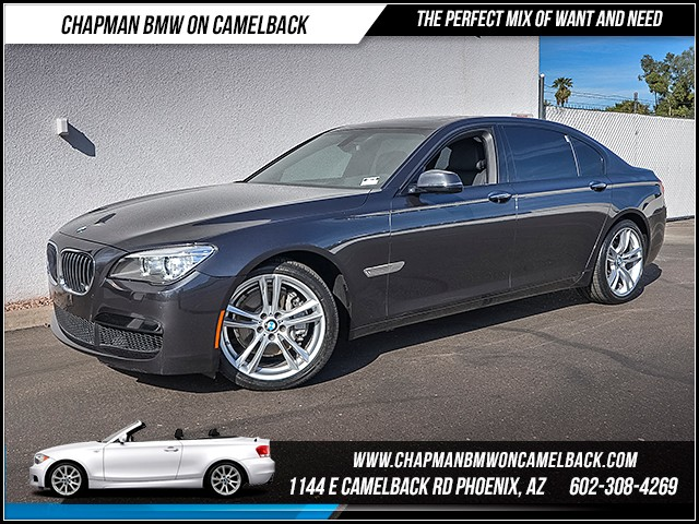 2015 BMW 7-Series 740Li 28699 miles 6023852286 Holiday Sales Event at Chapman BMW on Camelb