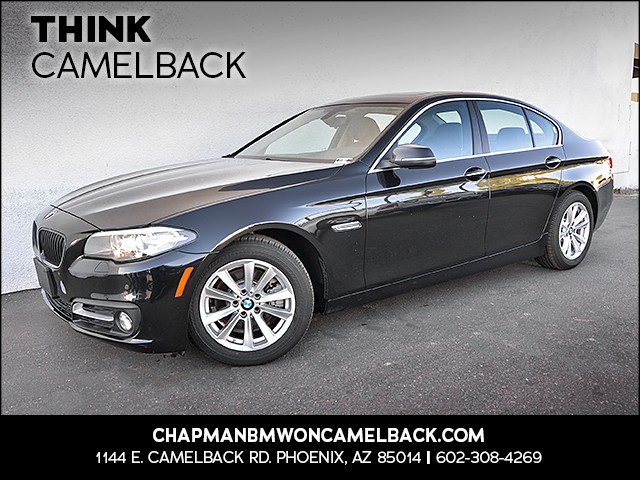 2015 BMW 5-Series 535i 27515 miles Presidents Day Weekend Sale at Chapman BMW on Camelback Extra