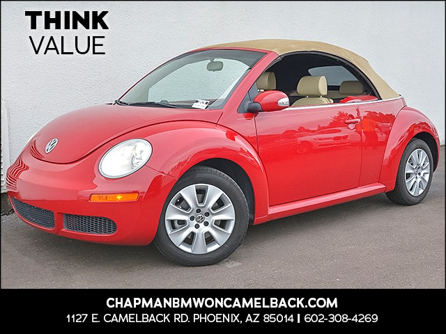 2009 Volkswagen New Beetle 50279 miles 6023852286Presidents Day Weekend Sale at Chapman Valu