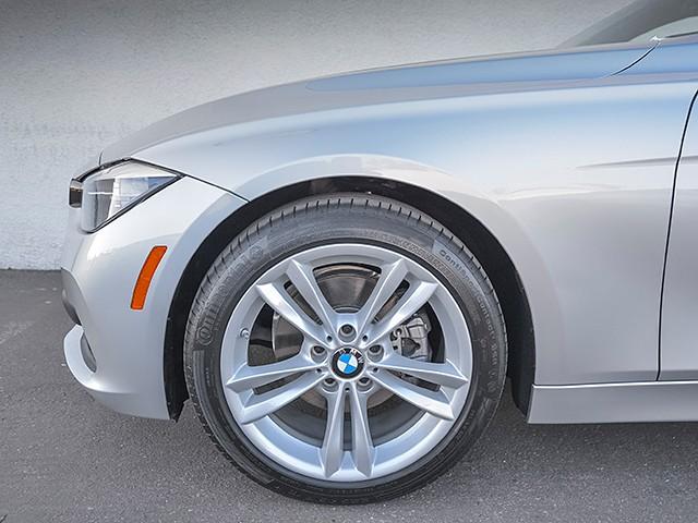 2017 BMW 3-SERIES SDN 320I