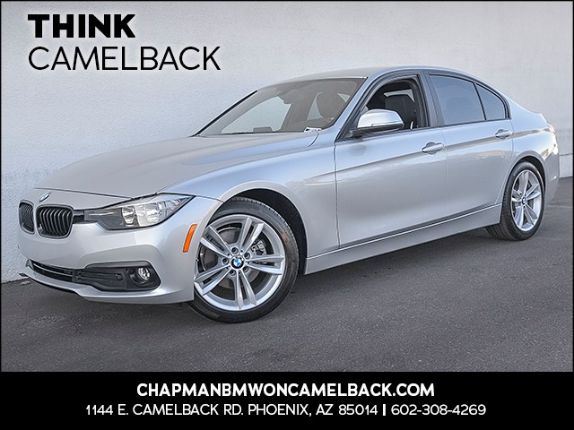 2017 BMW 3-Series Sdn 320i 18042 miles 1144 E Camelback Rd 6023852286 GRAND OPENING SALE at t