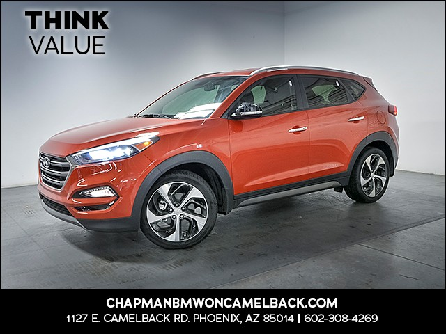 2016 Hyundai Tucson Limited 31143 miles 6023852286 Chapman Value Center in Phoenix specializ
