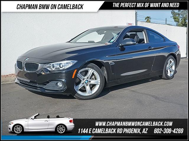 2015 BMW 4-Series 428i 26439 miles 1127 E Camelback Rd 6023852286 Under Construction Sales Ev