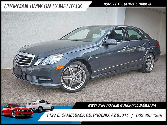 2012 Mercedes E-Class E 550 Sport 4MATIC 55229 miles Wireless data link Bluetooth Satellite comm
