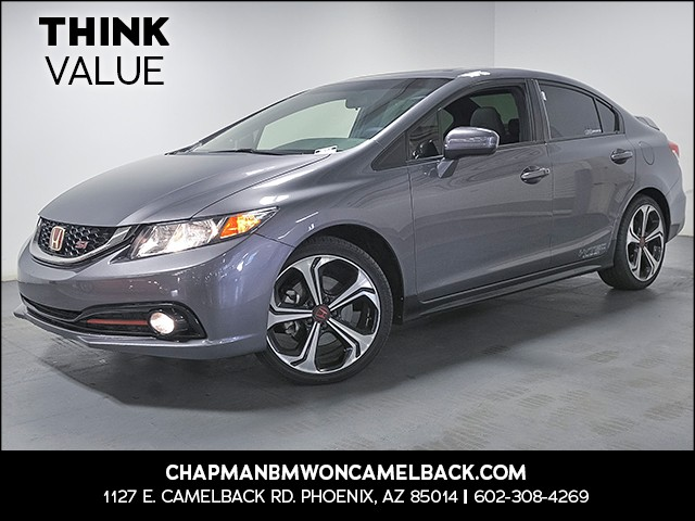 2014 Honda Civic Si 51424 miles 6023852286 1127 E Camelback Rd Chapman Value center on Camel
