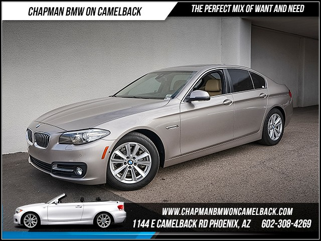 2015 BMW 5-Series 528i 45481 miles 6023852286 Holiday Sales Event at Chapman BMW on Camelba