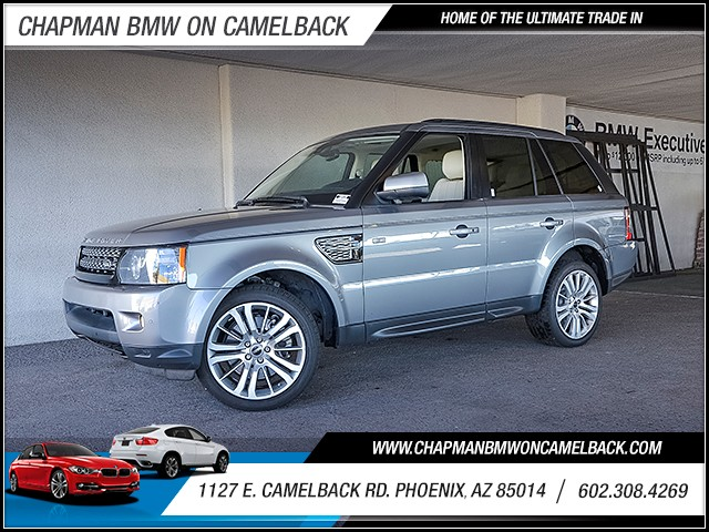 2013 Land Rover Range Rover Sport HSE LUX 64903 miles 6023852286 Chapman Value Center in Pho