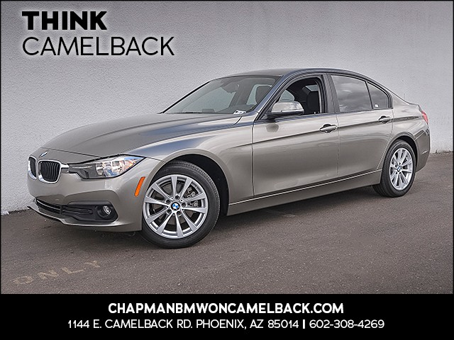 2017 BMW 3-Series Sdn 320i 14667 miles Presidents Day Weekend Sale at Chapman BMW on Camelback E