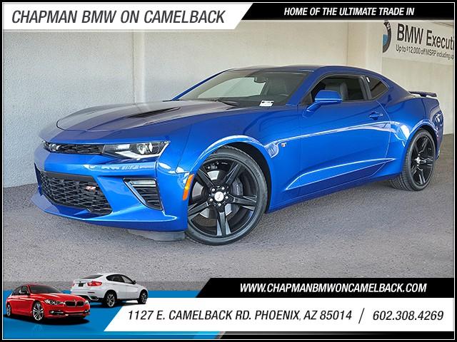 2016 Chevrolet Camaro SS 50130 miles 6023852286 Chapman Value Center in Phoenix specializing