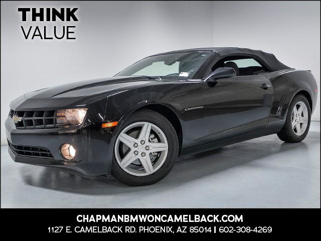 2012 Chevrolet Camaro LT 52024 miles 6023852286 Chapman Value Center in Ph