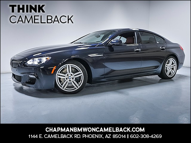 2015 BMW 6-Series 650i Gran Coupe 28566 miles VIN WBA6B2C5XFGB99369 For more information cont