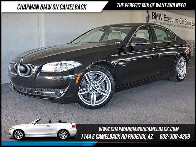 2012 BMW 5-Series 535i xDrive 87879 miles 1127 E Camelback Rd 6023852286 Under Construction S