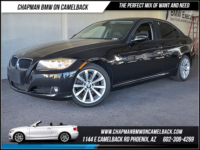 2011 BMW 3-Series Sdn 328i 64061 miles 1127 E Camelback Rd 6023852286 Under Construction Sale