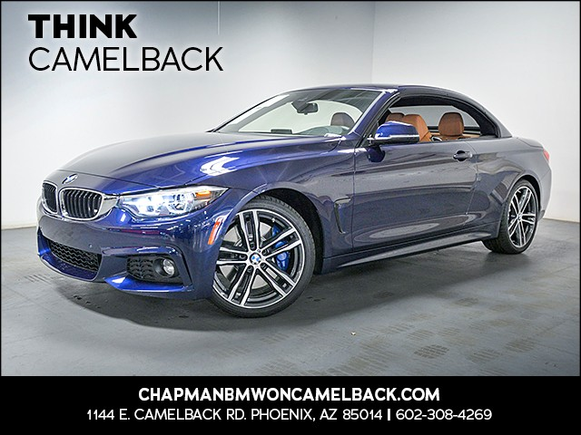 2018 BMW 4-Series 440i 917 miles 1144 E Camelback Rd 6023852286 GRAND OPENING SALE at the all
