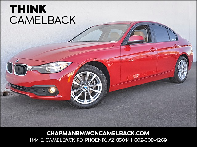 2017 BMW 3-Series Sdn 320i 15133 miles 1144 E Camelback Rd 6023852286 GRAND OPENING SALE at t