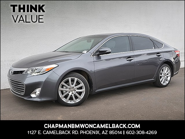2015 Toyota Avalon Limited 19799 miles Wireless data link Bluetooth Cruise control Navigation s