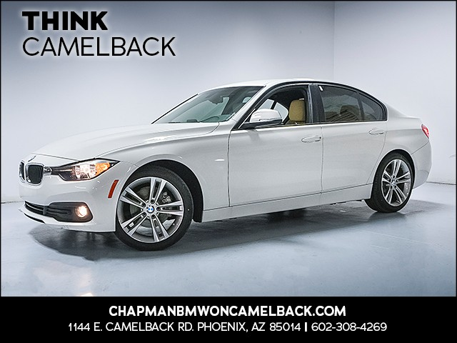 2016 BMW 3-Series 320i 46612 miles VIN WBA8A9C56GK615823 For more information contact our int