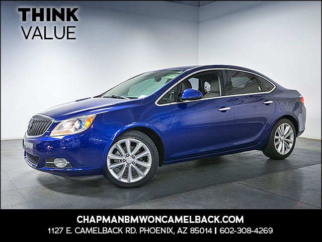 2013 Buick Verano 85152 miles 6023852286 Chapman Value Center in Phoenix specializing in lat