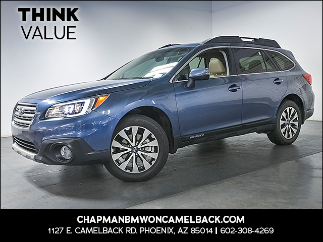 2017 Subaru Outback 25i Limited 31987 miles Wireless data link Bluetooth Electronic messaging a
