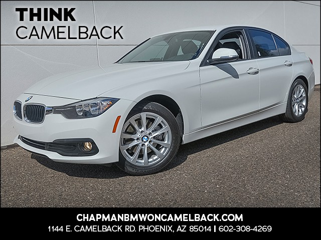 2017 BMW 3-Series 320i 10840 miles Phone hands free Satellite communications