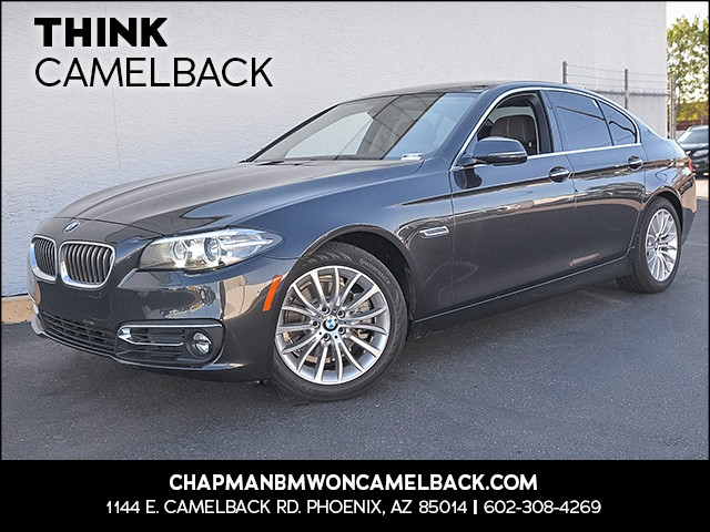 2015 BMW 5-Series 528i 32969 miles 1144 E Camelback Rd 6023852286 GRAND OPENING SALE at the a