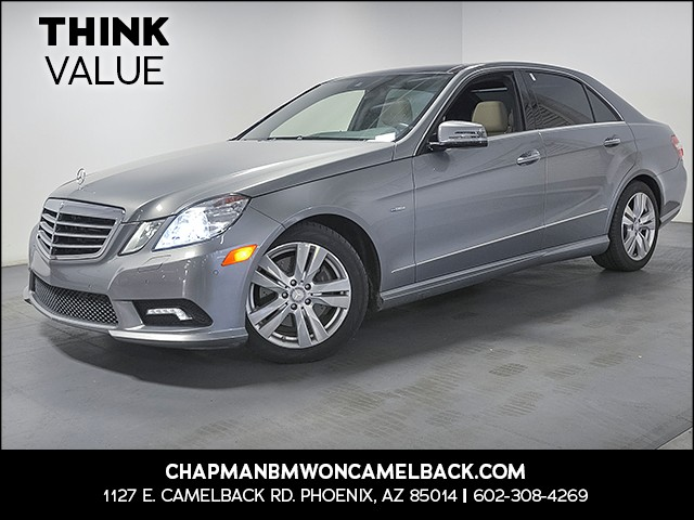 2011 Mercedes E-Class E 350 BlueTEC Luxury 73591 miles Satellite communications TeleAid Cruise c