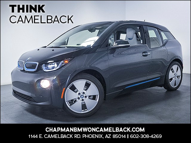 2015 BMW i3 15849 miles 1144 E Camelback Rd 6023852286 Chapman BMW on Camelback is the Countr