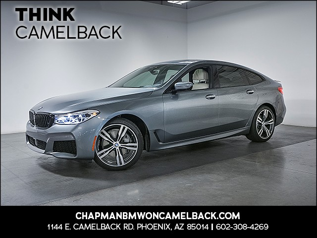 2018 BMW 6-Series 640i xDrive Gran Turismo 5113 miles 1144 E Camelback Rd 6023852286 Chapman