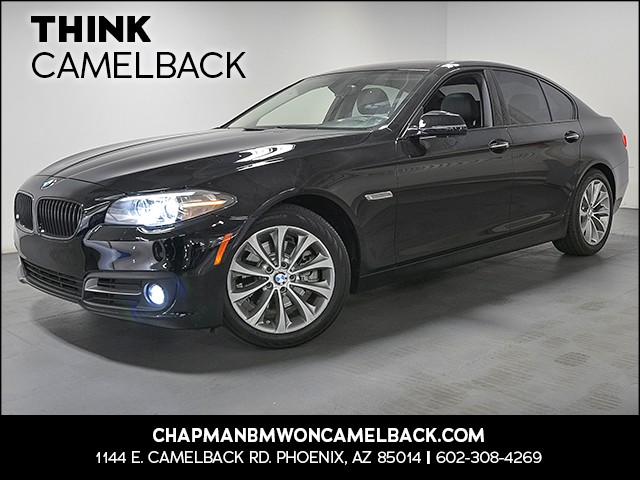 2015 BMW 5-Series 528i 24324 miles 1144 E Camelback Rd 6023852286 GRAND OPENING SALE at the a