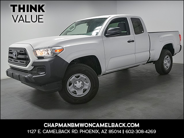 2017 Toyota Tacoma SR Extended Cab 1150 miles Wireless data link Bluetooth P
