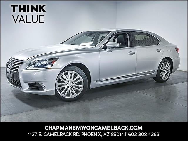 2015 Lexus LS 460 L 17533 miles 6023852286 Chapman Value Center in Phoenix specializing in l