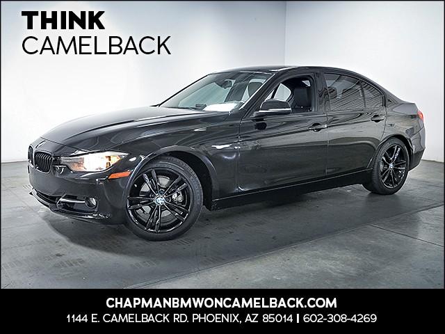 2015 BMW 3-Series Sdn 328i 28610 miles 1144 E Camelback Rd 6023852286 Chapman BMW on Camelbac