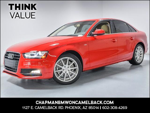 2015 Audi A4 20T Premium 22868 miles 6023852286 Chapman Value Center in P