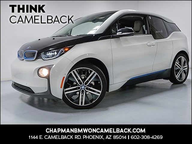 2016 BMW i3 20794 miles VIN WBY1Z4C58GV505918 For more information contact our internet speci
