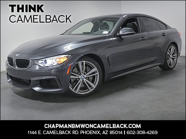 2015 BMW 4-Series 435i Gran Coupe 30753 miles M Sport Package Premium Packag