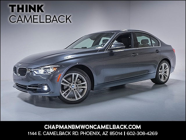 2018 BMW 3-Series Sdn 330i 11539 miles Why Camelback Chapman BMW on Camelback is the Centrally