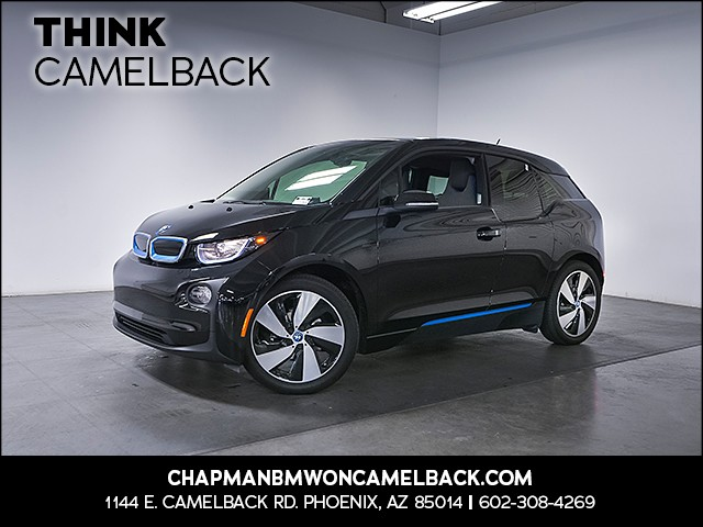 2016 BMW i3 17811 miles Deka World Value Package Value Package Plus Phone hands free Satellit