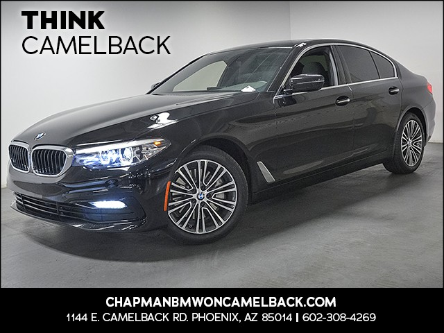2017 BMW 5-Series 530i 12403 miles Why Camelback Chapman BMW on Camelback is the Centrally loca